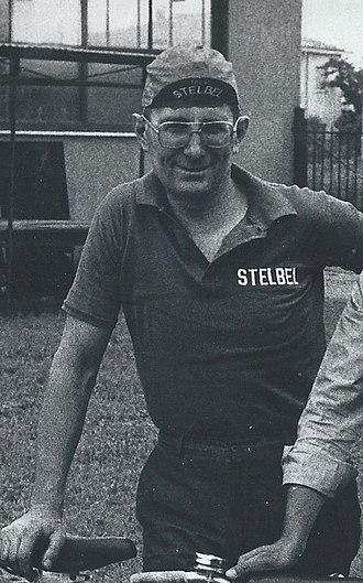 Stelbel - Stelio Belletti in 1979