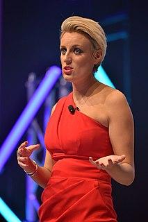 Steph McGovern English journalist and TV presenter