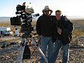 Stephen Savage and cinematographer Jack N. Green.jpg