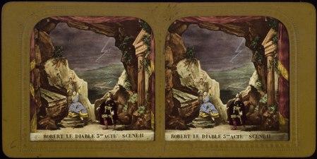 Stereokort, Robert le Diable 6, acte III, scène II - SMV - S108b.tif