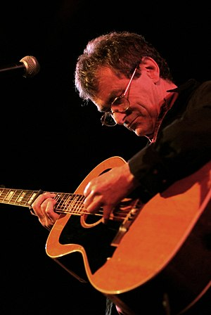 Steve Ashley - Steve Ashley performing at Union Chapel, Islington, London in 2007