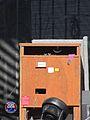 Steve Winwood's Leslie speaker, Hangout Music Festival 2012.jpg
