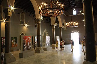 Museum of Visual Arts - Interior