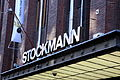 Stockmann sign over warehouse.JPG