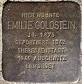 Stolperstein Göppingen, Emilie Goldstein.jpg