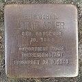 Stolperstein Issum Gelderner Straße 39 Julie Adler.jpg