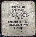 Stolperstein Solingen Emil Kronenberg.jpg
