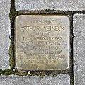 Stolperstein für Arthur Weineck, Stollestrasse 40, Dresden (1).JPG