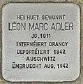 Stolperstein für Leon Marc Adler (Esch-sur-Alzette).jpg