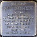 Stolpersteine Köln, Karl Rosenberg (Simmerer Straße 47).jpg