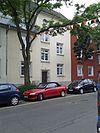 Residential building Alarichstrasse 28