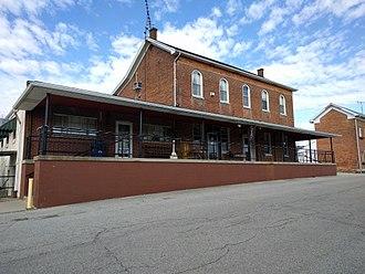 Millhousen, Indiana - Stone's Family Restaurant