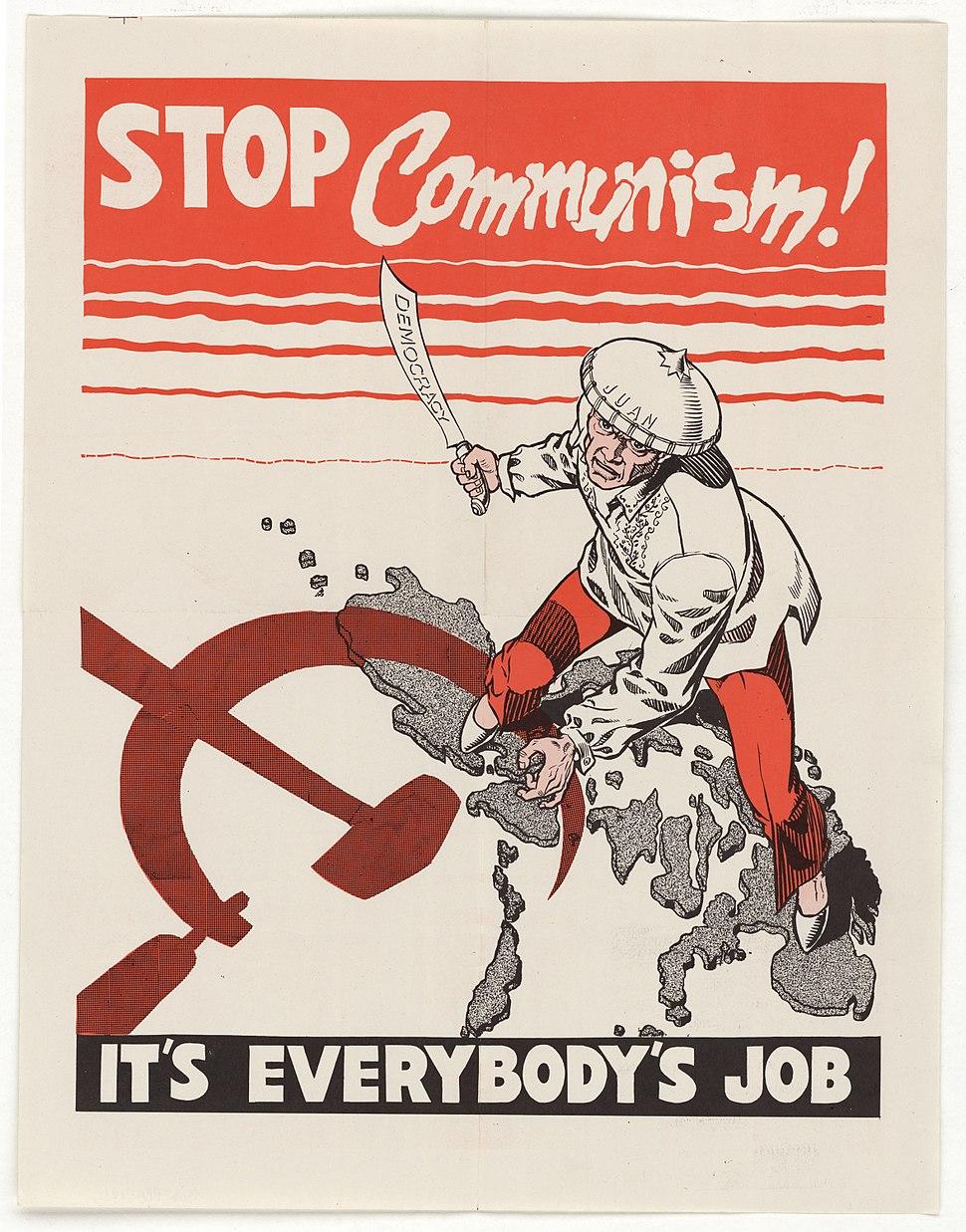 Stop Communism - NARA - 5730080