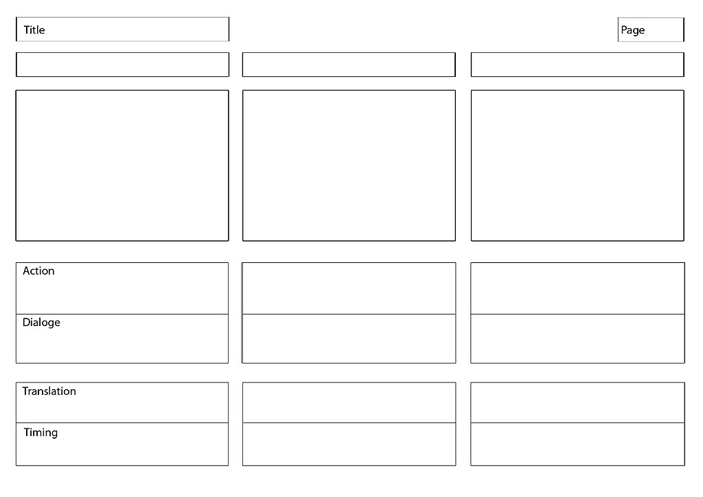 File storybord template wikimedia commons for Interactive storyboard template