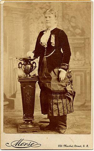 Marietta Stow - Marietta L.B. Stow