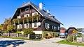 Straßburg Mitterdorf 10 Wohnhaus Süd-Ansicht 25102012 1896.jpg