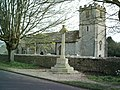Stratton, Dorset Church and War Memorial (Apr 2007).JPG
