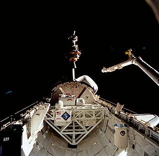 STS-52 human spaceflight
