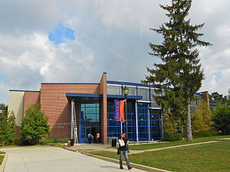 Lincoln University (Pennsylvania) - Student Union