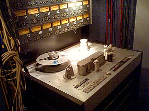 Laughing Stock (album) - Brown and the band worked with a Studer A800 24-track machine with Dolby SR formats.