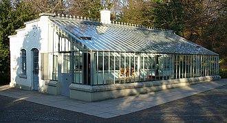 Daimler Reitwagen - The Garden House in Cannstatt