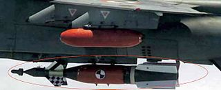 Sudarshan laser-guided bomb Laser guided bomb