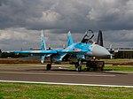 Sukhoi Su-27P Flanker, 58, Ukraine Air Force, Kleine Brogel, Belgian Air Force Days 2018 pic3.jpg