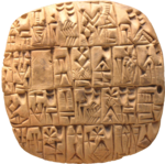 Sumerian account of silver for the govenor (background removed).png