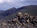 Summit cairn, Haycock - geograph.org.uk - 906118.jpg