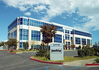 Sunkist Growers, Incorporated - Sunkist headquarters in Valencia