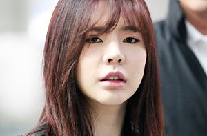 Sunny at Incheon Airport on May 20, 2015.jpg