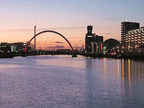 Sunset on the Clyde (geograph 3562321).jpg