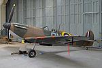 Supermarine Spitfire Ia 'N3200 - QV' (G-CFGJ) (24734176430).jpg
