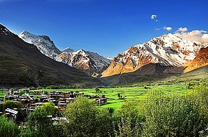 Suru Valley,Panikhar Village.jpg