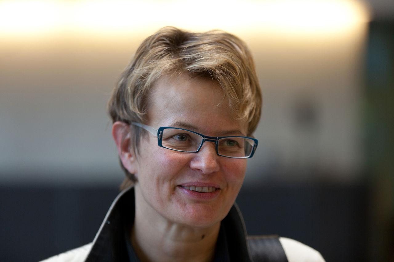Bundesverfassungsrichterin Susanne Baer alias Susanne Baer-Kaupert