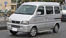 Suzuki Carry Wheelbase
