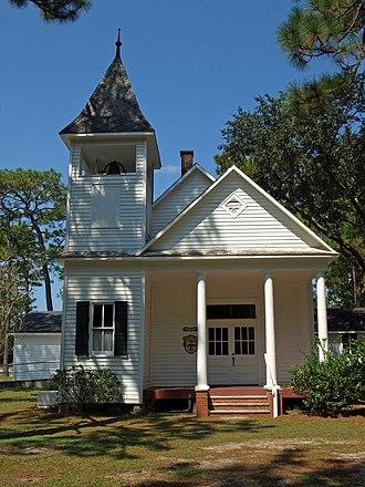 Miflin, Alabama - Swift Presbyterian Church