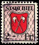 Switzerland Biel Bienne 1933 revenue 2Fr - 80.jpg