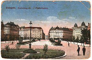 Liberty Square (Budapest) - Szabadság tér - Budapest