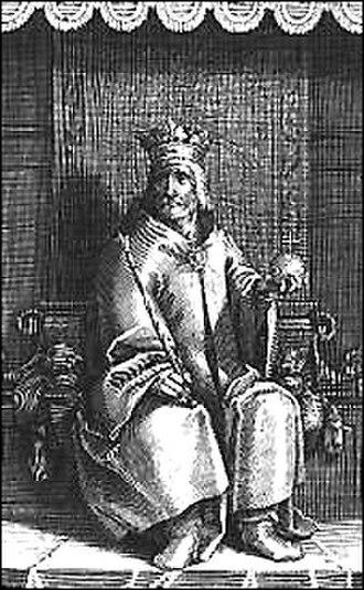 John Zápolya - Image: Szapolyai János rézmetszet