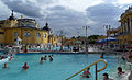 Szechenyi Baths and Pool Budapest 8.JPG