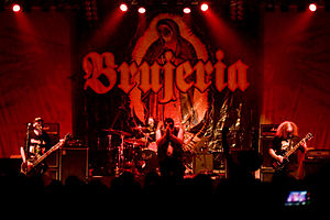 Brujeria (band) - Brujeria performing at the 2009 Sziget Festival