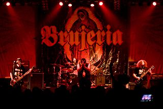 Brujeria (band) Mexican-American extreme metal band
