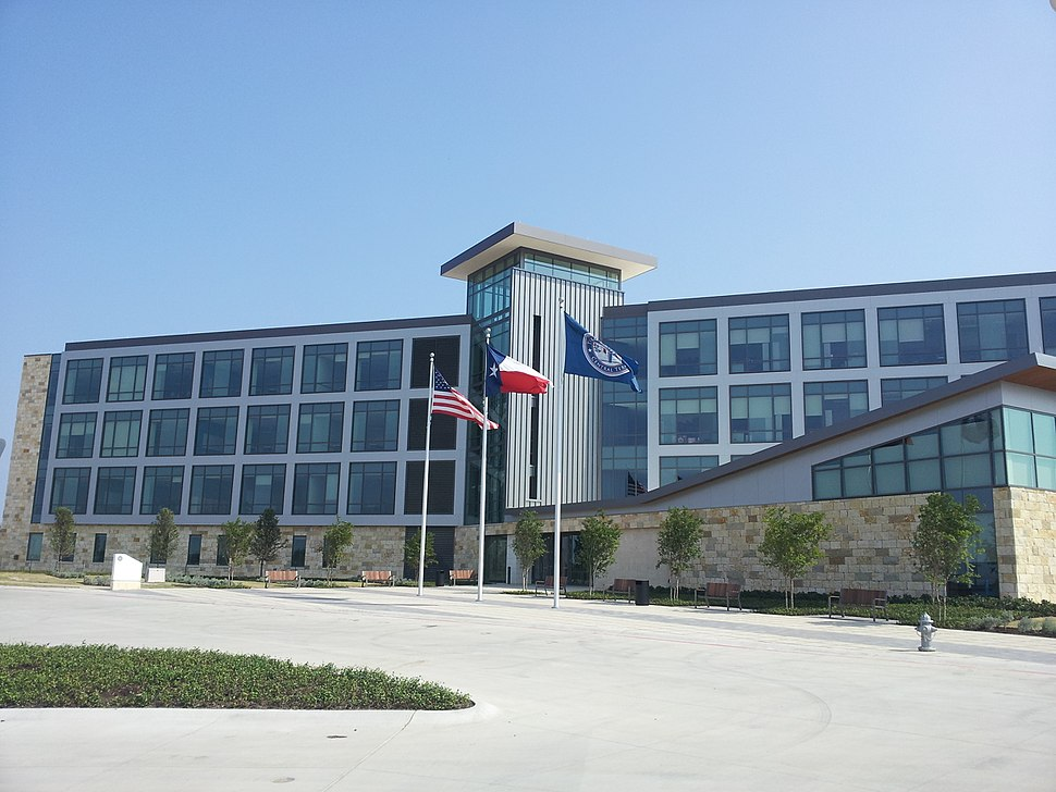 TAMUCT Founder%27s Hall.jpg