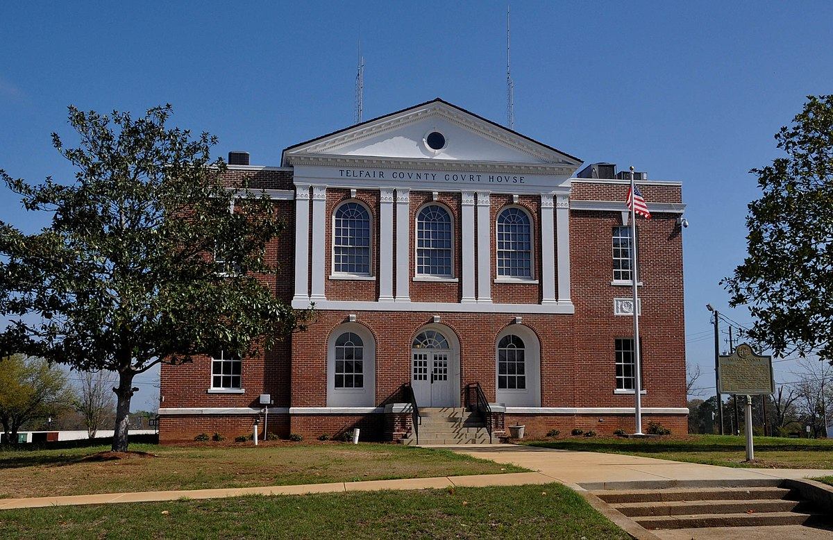 Telfair County, Georgia - Wikipedia