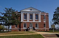 TELFAIR COUNTY COURTHOUSE AND JAIL