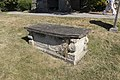 THREE CHEST TOMBS IN CHURCHYARD TO SOUTH OF ENTRANCE TO CHURCH OF ST MARY.jpg
