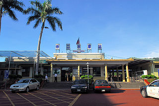 Ershui railway station Railway station located in Changhua, Taiwan.