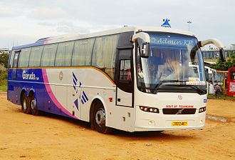 Telangana State Road Transport Corporation - GARUDA Plus
