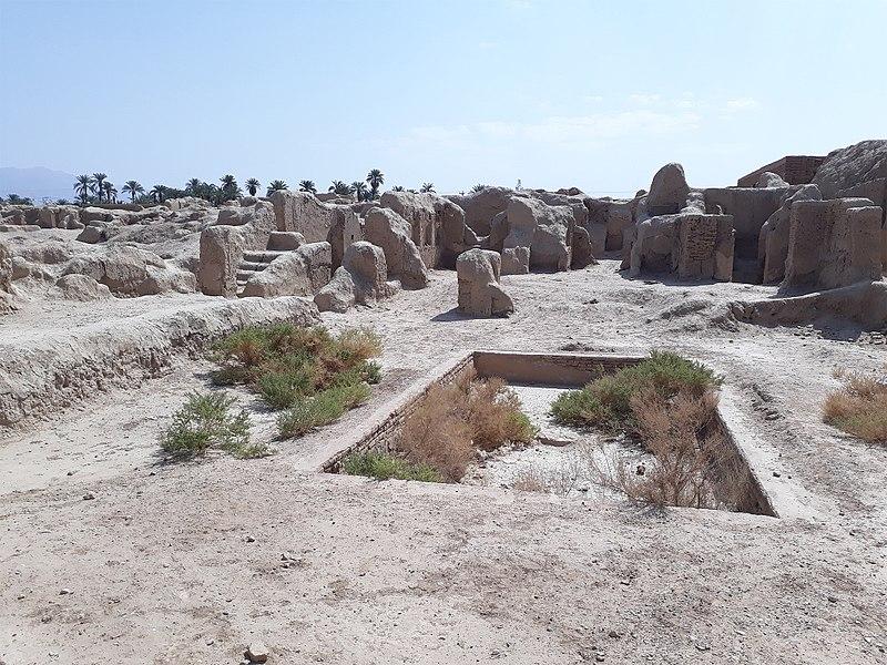 Tabas Golshan Historical Citadel insight.jpg